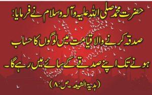Prophet Muhammad (S.A.W) biography