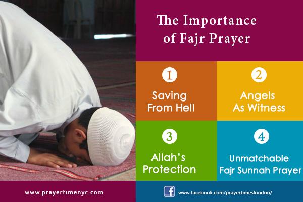 Fajr Prayer importance