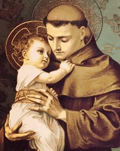 St. Anthony prayer