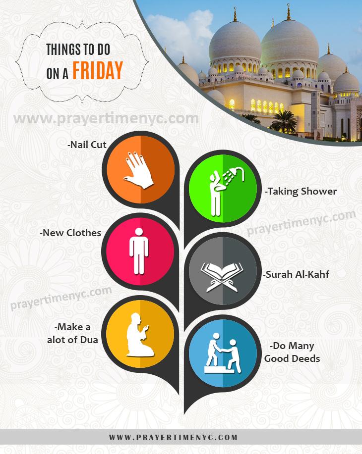 jummah prayer rules