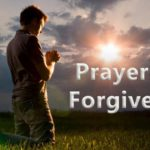 Ask clemency by making prayer for forgiveness