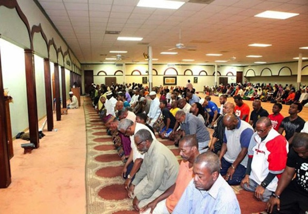 Prayer times Bradford