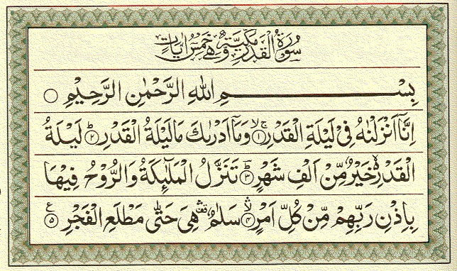 Surah al Qadr Benefits and Theme - Surah Qadr Wazifa and Rewards