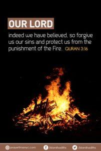 Daily Quran Verses 3:16