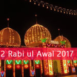 When is Rabi ul Awal 2017 in Different Parts Of The World