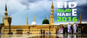 Eid milad un nabi 2016 India