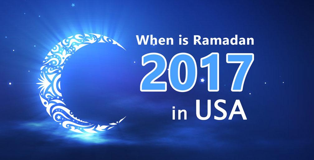 when is Ramadan in USA