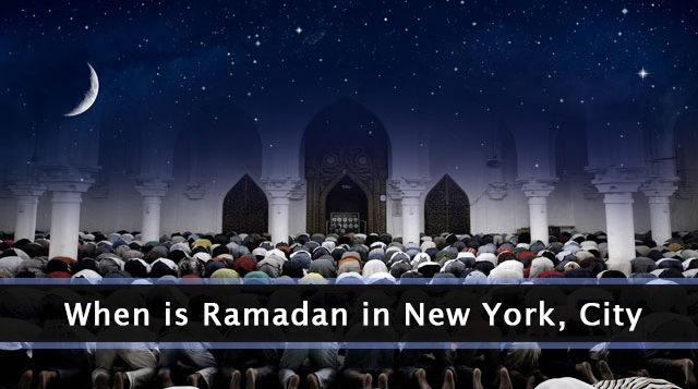 ramadan 2017 new york