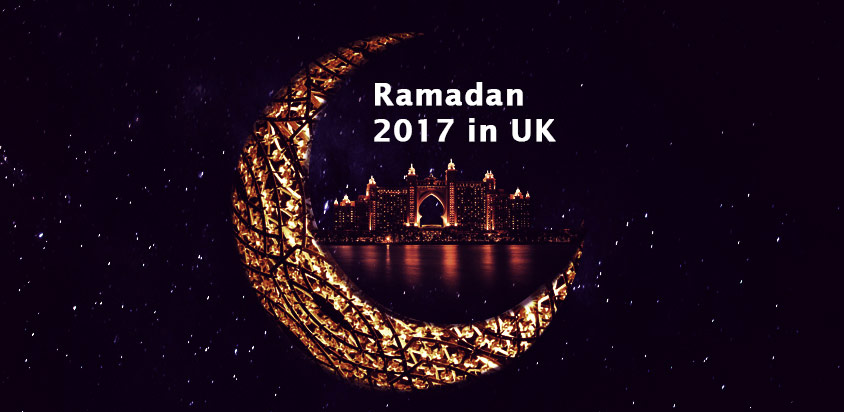 when is Ramadan in UK