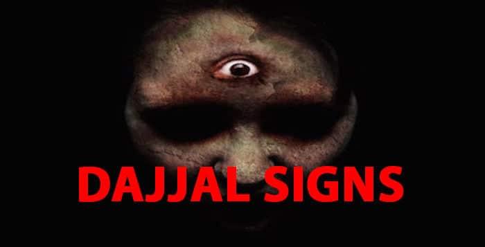 dajjal signs
