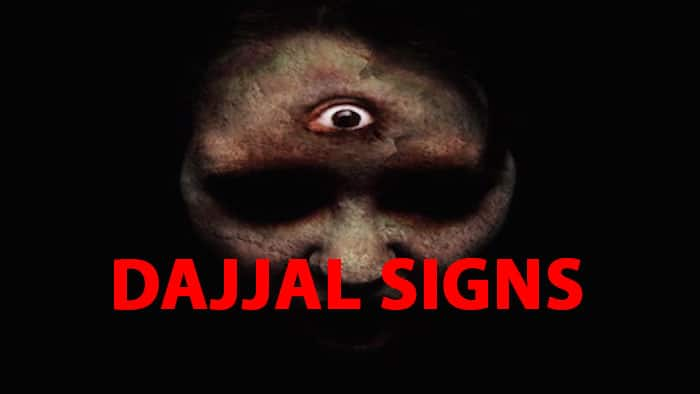 major dajjal signs of arrival