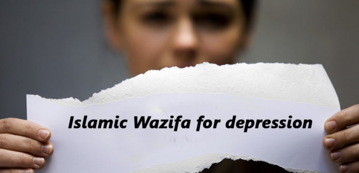 Islamic Wazifa for depression
