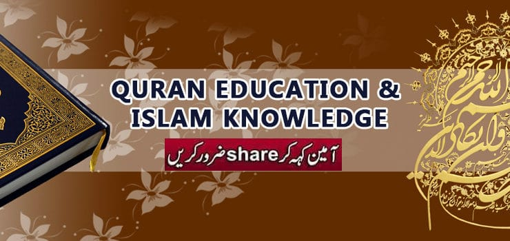 quran education and islam knowledge