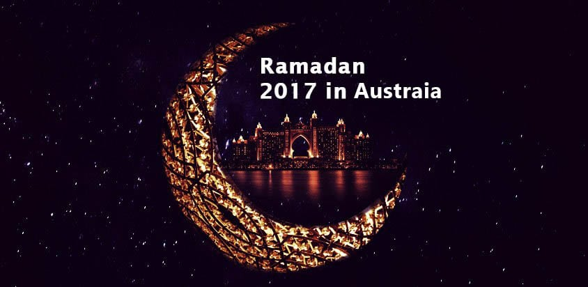 when is Ramadan in Australia