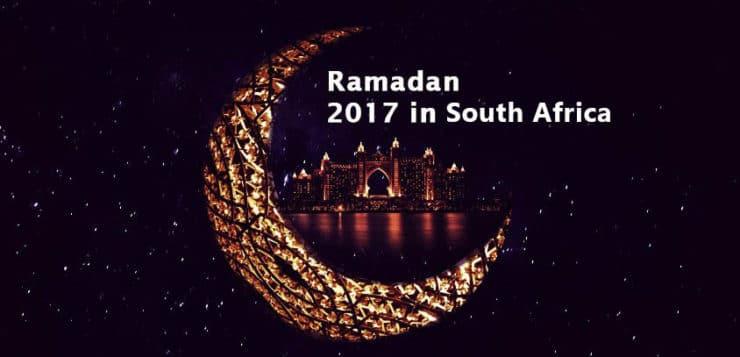 ramadan 2017 south africa