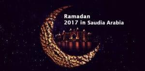 when is Ramadan in saudi arabia
