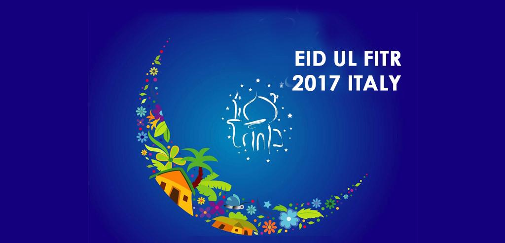 eid ul fitr 2017 Italy