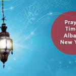 Muslim Prayer Times Albany New York, USA