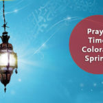 Accurate Muslim Prayer Times Colorado Springs (United States)