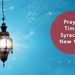 Muslim Prayer Times Syracuse NY (New York, USA)