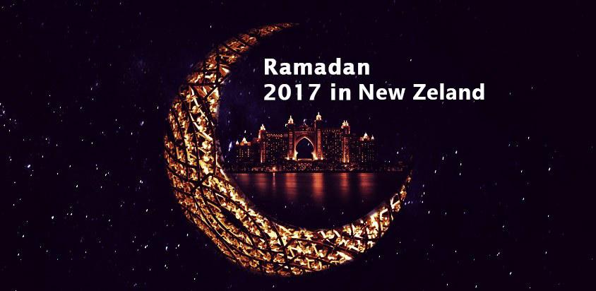 ramadan 2017 new Zealand