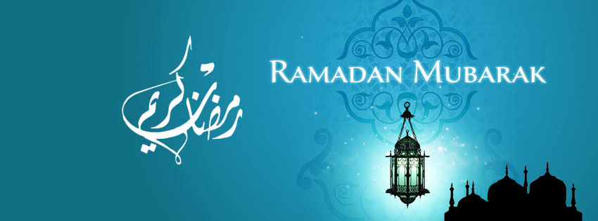 Beautiful Ramadan FB Cover