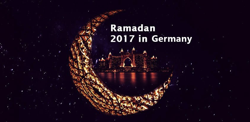 Ramadan 2017 Germany