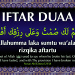 Ramadan Iftar Dua – Break Your Fast by Reciting Dua for Fasting in Ramadan