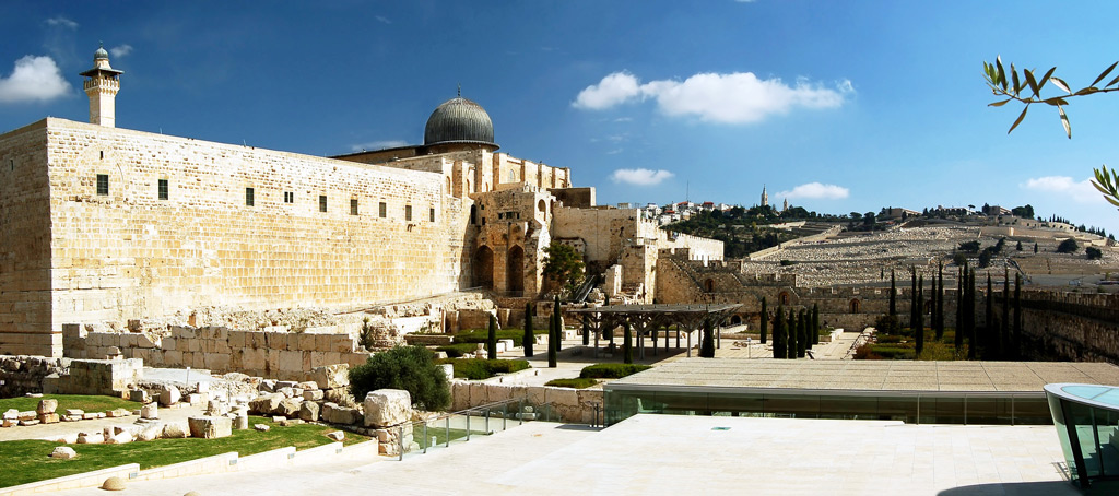 Beautiful Al Aqsa Mosque