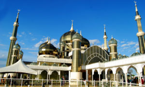 Crystal Mosque Malaysia