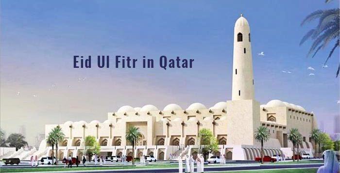 Eid ul fitr 2017 in Qatar