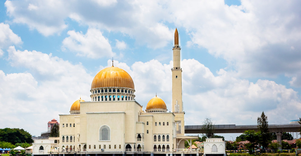 Masjid As-Salam Puchong Perdana malaysia