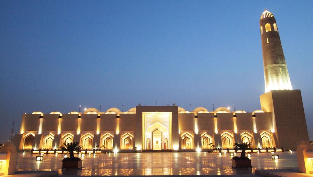 Mohammed Bin Abdulwahab Mosque Qatar