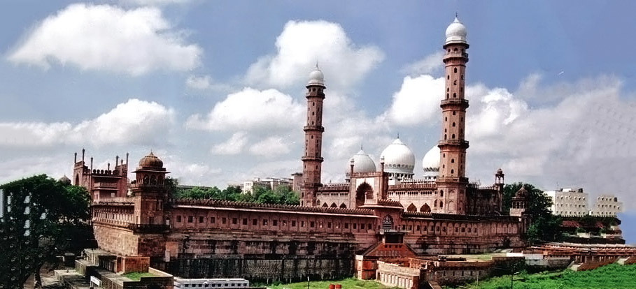 Taj ul Mosque Bhopal India