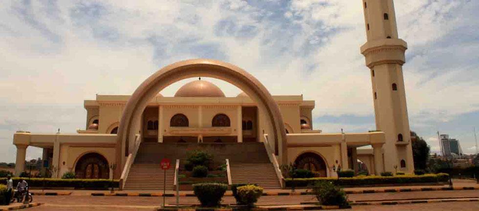 gadaffi mosque