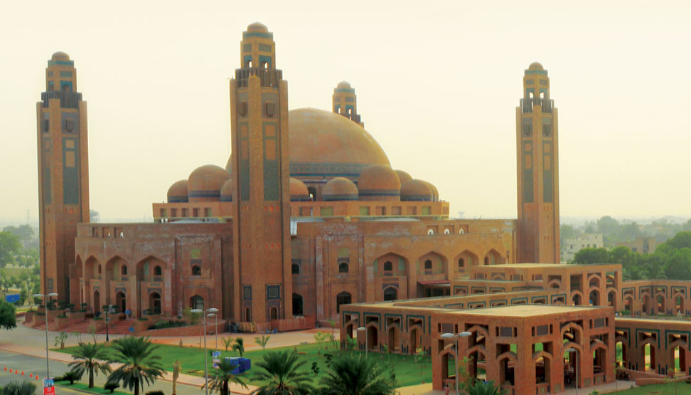 Asia biggest Grand Jamia Mosque