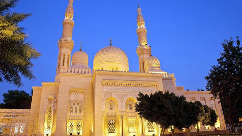 Eid ul Fitr 2017 in Dubai