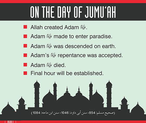 importance of jumma in Islam