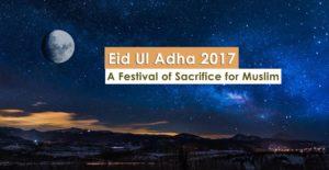 Eid-ul-Adha 2017 UK