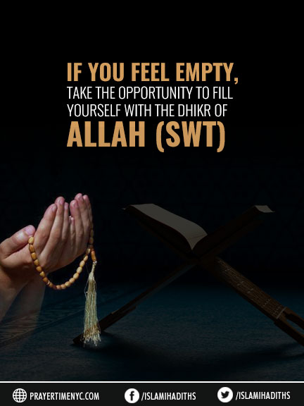 Dhikr of Allah Quote