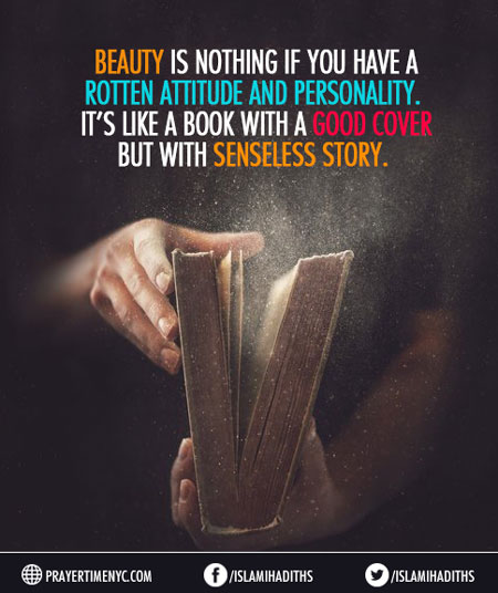 Best Islamic Quotes about Beauty
