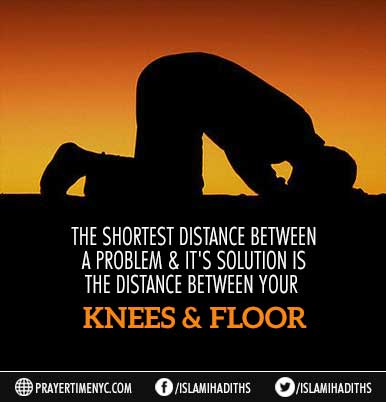 Islamic Quotes about Sujood