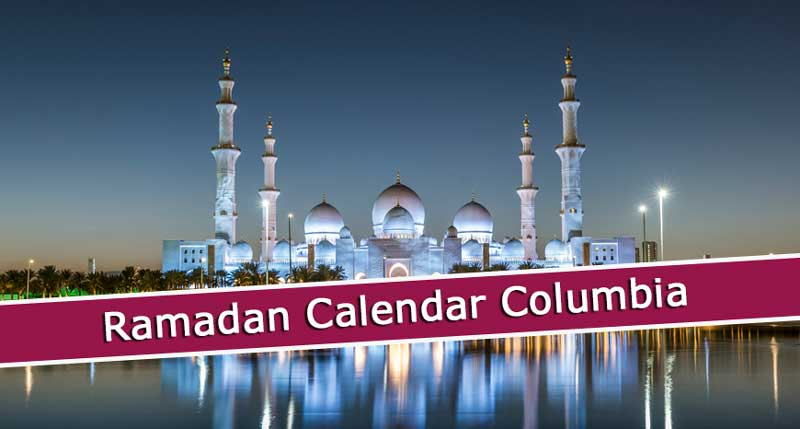 ramadan calendar columbia l ramadan prayer times for columbia missouri usa. Black Bedroom Furniture Sets. Home Design Ideas