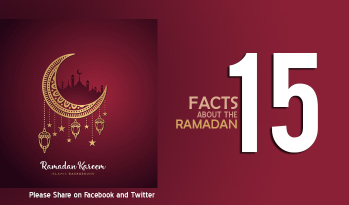 15 Interesting Facts about the Ramadan