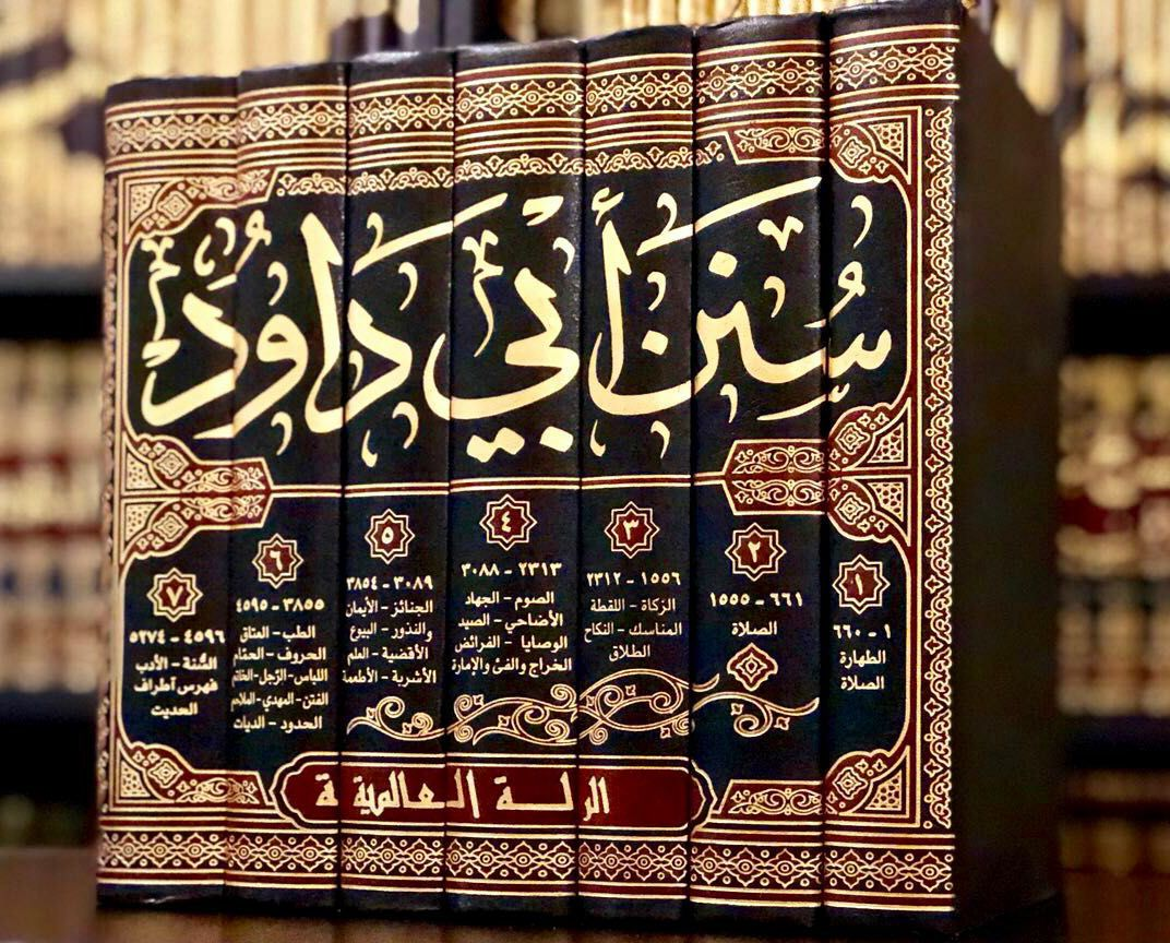 Sunan Abu Daud – Authentic and Reliable Source of Hadith